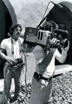 Betacam crew, 1985.
