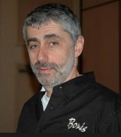 Boris Yamnitsky founder of Boris FX