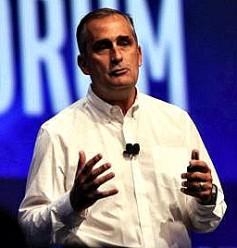 Brad Saunders, Intel engineer