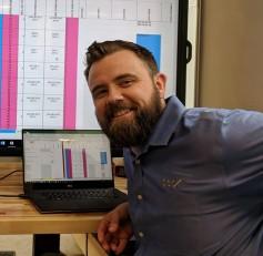 Brendan Cline, Director of Engineering, BeckTV
