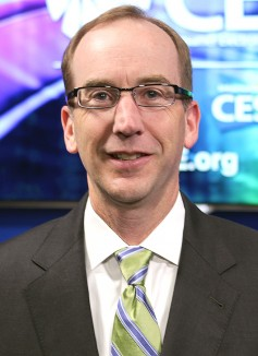 Brian Markwalter, senior vice president of research and standards at the CEA
