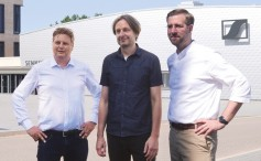 Dear Reality CEOs (L to R): Uwe Cremering, Achim Fell and Christian Sander