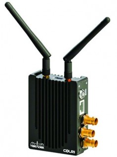 The COLR duo is an upgrade to the original COLR solution with a second 3G-SDI output.