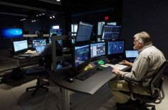 WTVI, in Charlotte, N.C., shown above has recently become the 14th television station to partner with Centralcast LLC, via the cloud to create a joint master control facility located in Syracuse, New York. Using Myers' ProTrack Hub and Spoke configuration, the service centralizes the acquisition, distribution and storage of content from stations around the country.