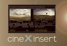 CineXinsert for pro productions is still available on a subscription basis.