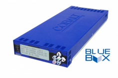 The +TTS capability can be installed, even if the station does not have an existing openGear infrastructure. Simply use Cobalt's BBG-1022-FS stand-alone unit.