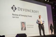 Josh Stinehour of Devoncroft Partners addressing the ACA.