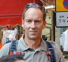 Daniel Emerson, CEO of Light & Motion.