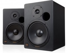 The JBL Event 20/20BAS 8-inch reference monitors were launched in 1995. They provided portable yet high-quality sound for the developing industry of smaller recording studios. Click to enlarge.
