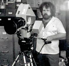 Using 1970s era camera.