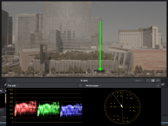 Figure 11: Scene Before Color Grading. Click to enlarge.