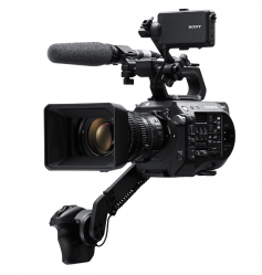 Today's large-sensor cameras, like the Sony PXW-FS7M2, feature 14 or more stops of latitude, and can capture sufficient highlight detail in low light to produce excellent HDR. Close attention to exposure in-camera is critical.