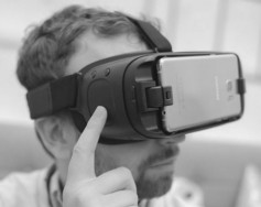 Figure 11: Samsung Gear VR headset for Samsung Smartphones.