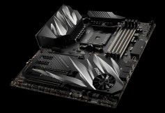 Figure 11: MSI PRESTIGE X570 CREATION Motherboard.