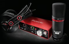 Focusrite Scarlett 2i2 Studio Package