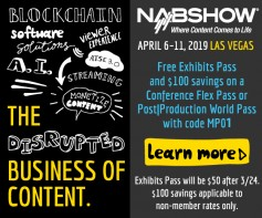 Free exhibit hall pass. Register via this link.