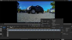 EDIUS' Optical flow interpolates between images providing a smoother slo-mo than does an interlacing technique. Click to enlarge.<br />