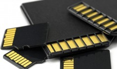 Without labels, all SD cards look the same. That is one good reason to purchase them from a reputable seller. Internet-sourced cards may be defective or not of the listed storage capacity.