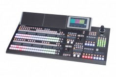 The HVS-490 production switcher.