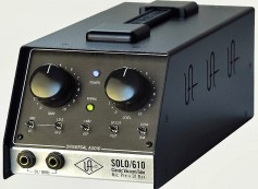 Universal Audio SOLO 610 Mic Preamp