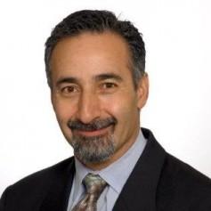 Hossein ZiaShakeri, Spectra Senior Vice President of Business Development and Alliances.