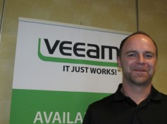 Nicholas Serrecchia, Systems Engineer, Veeam