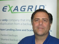 Ron McClellan, Systems Engineer Manager, Exagrid