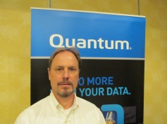 David Titzer, Regional Sales Manager, Quantum