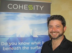Nick Howell, Technology Evangelist, Cohesity