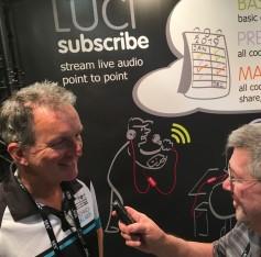 Joost Bloemen of Technica Del Arte talks with Jay.