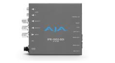 New IPR firmware v 2.2 is available Fall, 2019 as a free download.