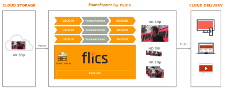 FrameFormer for FLICS standards conversion.