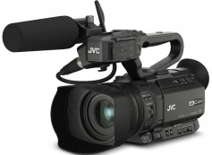 The new JVC GY-HM200 camera supports streaming connectivity RTMP.
