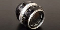 Figure 16: Nikon F1.8 f=50mm 35mm Full Frame photo lens