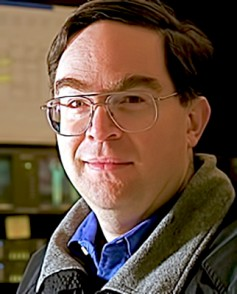 James Snyder, archiving expert at the Library of Congress