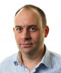 Jesper Gawell, CMO, ChyronHego