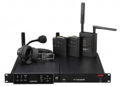LaON wireless intercom system.