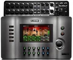 Line 6 M20d Digital Mixer.