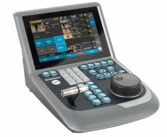 Three SAM LiveTouch systems were used as servers and edit systems.