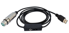 The MIKI cable, designed and manufactured by Technica Del Arte.