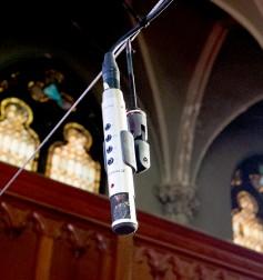 Sennheiser MKH 800 Microphone.