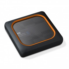 The Western Digital Wireless SSD supports browsing video directly from the NLE library