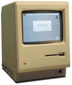 The Macintosh was launched with a Super Bowl XVIII TV ad.