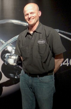 Matt Engstrom, Shure's category director of wired products.
