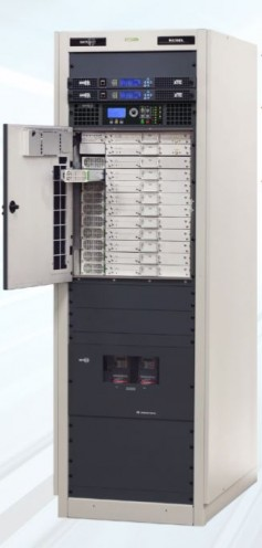 The high-power Maxiva ULXTE is GatesAir's liquid-cooled flagship TV transmitter.