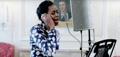 First Lady Michelle Obama uses a Reflexion Filter at the White House