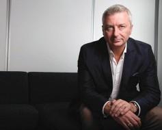 Mike Crimp, IBC CEO