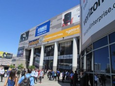 The NAB exhibit halls at the Las Vegas Convention Center where exhibitors highlight their latest solutions and technology.