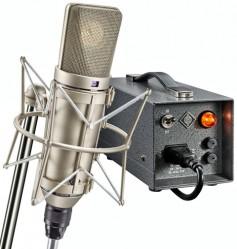 Neumann U 67 Microphone