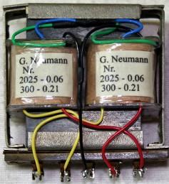 Neumann Mic Transformer